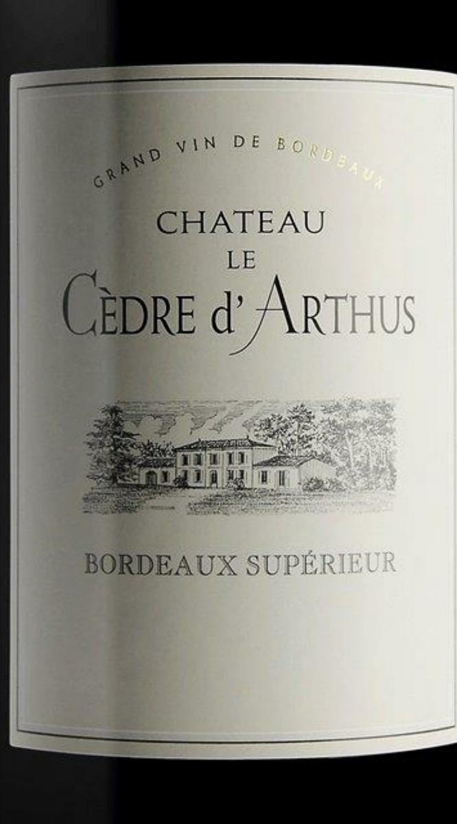 CHATEAU LE CEDRE D'ARTHUS