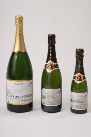 Cuvée TRADITION BRUT - Jean Claude Perron Champagne