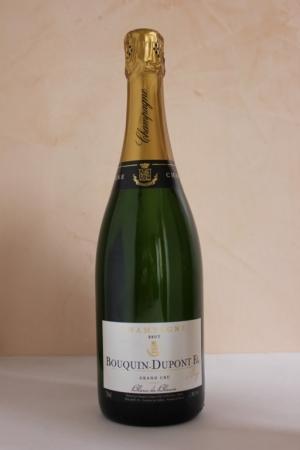 Brut Grand Cru Blanc De Blancs Champagne