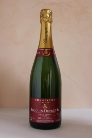 Extra Brut Grand Cru Blanc De Blancs Vieille Réserve Champagne