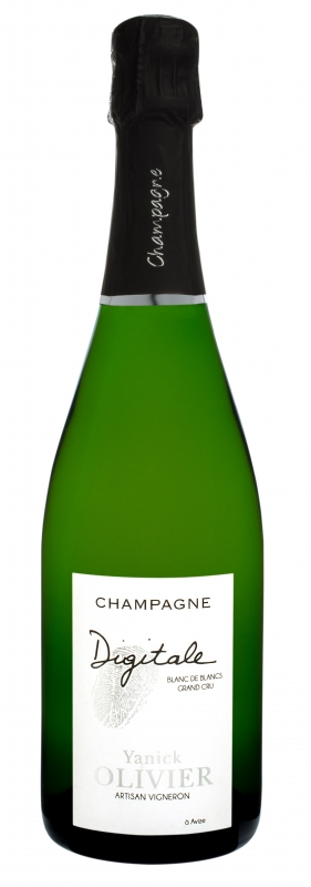Cuvée Digitale Blancs de Blancs Grand Cru BRUT