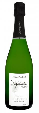 Cuvée Digitale Blancs de Blancs Grand Cru BRUT Champagne