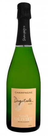 Cuvée Digitale Millésime 2014 Champagne